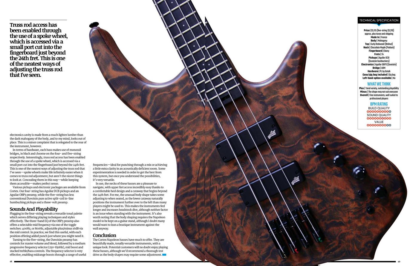 Bass Review BPM2