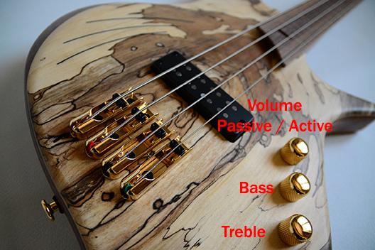 Glockenklang 2 Band Preamp